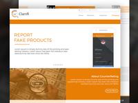Clarrifi Website