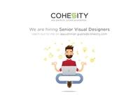 Hiring Visual Designers