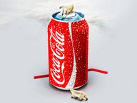 Coke Bear