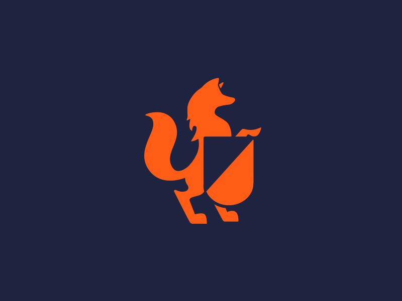 ASCADI® latteco branding brand fox logo logotype