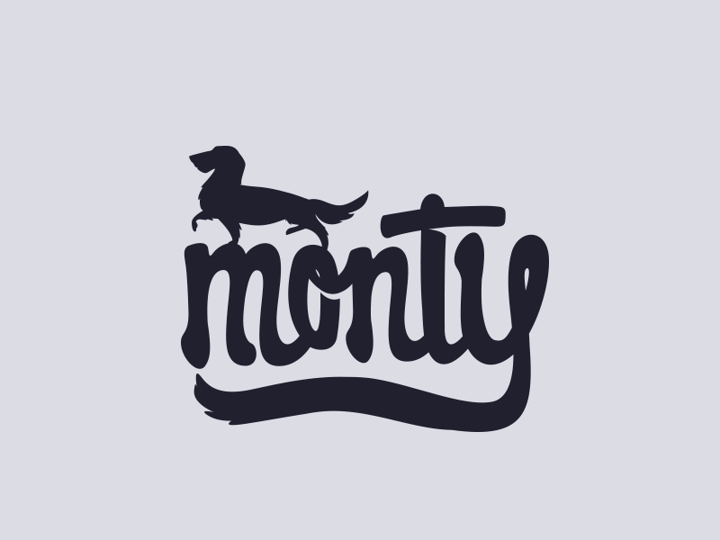 Monty® branding brands icons logotype logo