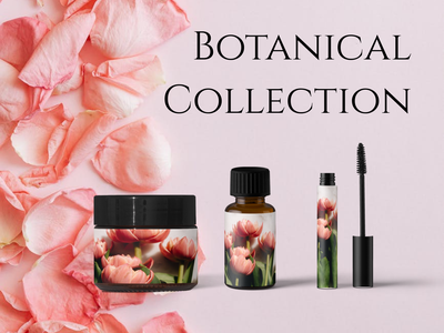 Cosmetic Website Landing Page dailyui ux ui webdesign typography store page landingpage landing conncept design eccommerce web product beauty cosmetic fashion women flower
