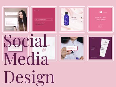 Social Media Design (Instagram post design) branding posts graphic design social media