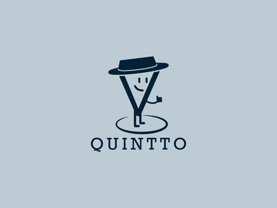 QUINTTO Logo Design
