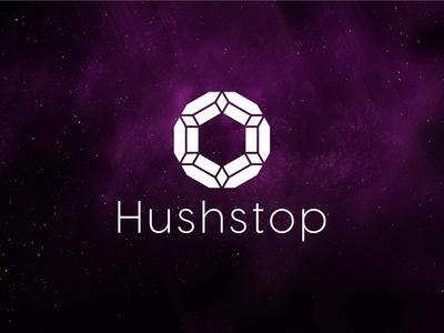 Hushstop branding