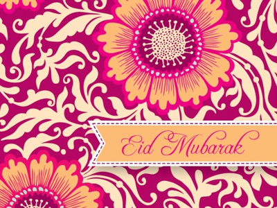 Eid mubarak greeting card design by faheema patel dribbble m4hsunfo