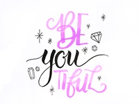 Be You Tiful Dribbble