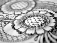 Floral Doodle 4