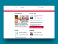 AAOS Now Homepage
