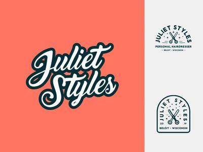 Juliet Styles Branding
