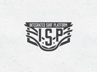 Integrated Surf Platform Final Logo Design