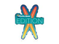 Malibu Open Edition Emblem - 2