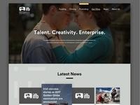 Irish Film Board - Website Redesign