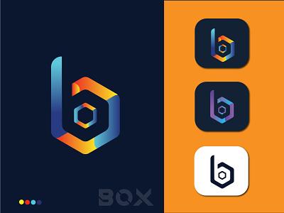 Box B Letter Logo business logo elegant modern logos b letter logo logo design modern minimalist logo narayani rani roy monogram logo minimalist logo company logo brand identity