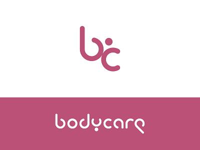 BodyCare Logo branding custom font lettermark luxury logo elegant logo logodesign logo feminine logo feminine body logo