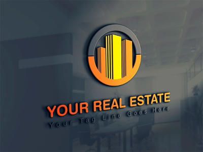 Real Estate Logo Design real estate business logo apartment logo branding brand identity corporate identity company logo business logo home logo real estate logo logo design logo