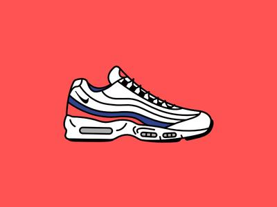 Shoe game 95