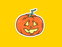 Happy or Angry Pumpkin?