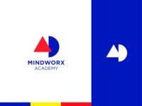 Colorful Geometric Logo Design