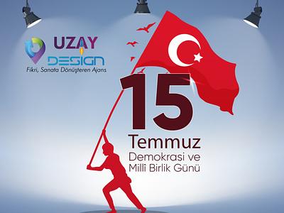 15 Temmuz Demokrasi ve Milli Birlik Günü şehitlerölmezvatanbölünmez demokrasi demokrasivemillibirlikgünü 15temmuz