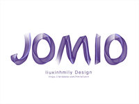 The name for  JOMIO,by iPad Pro