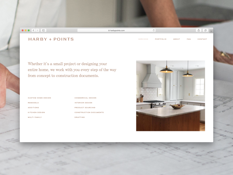 Harby + Points Solutions Page ui design interface uiux photography interior design landingpage branding brand website web design ui