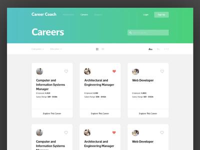 Career Grid