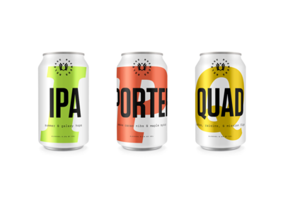 Brewers Release Can Jam quad porter ipa can packaging label focus lab jam session service brewing company beer can beer