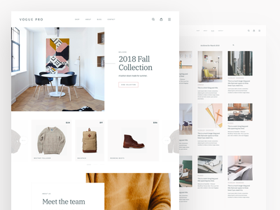 Theme theme, but different, but still theme. lol web design studiopress genesis wordpress template theme ux ui