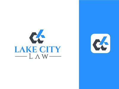 Letter LCL Logo-Concept ui vector illustration simple design modern logo design modern logodesign branding logo motion graphics graphic design 3d animation