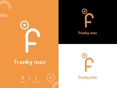 Franky Inov Logo logodesign graphic design brand identity brand design designer portfolio designer logo logo icon design branding
