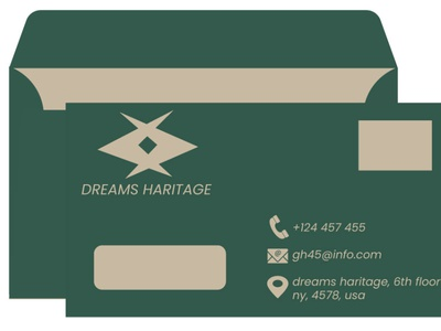 envelope template envelope design