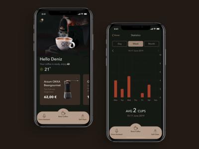 Arzum Okka Mobile App #2