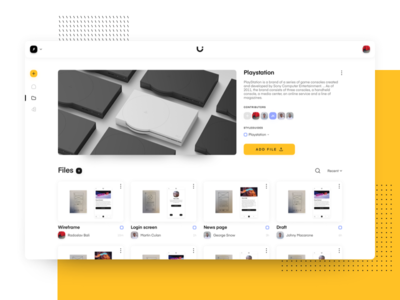 Uizard Project page