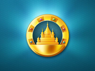 Gold City logo