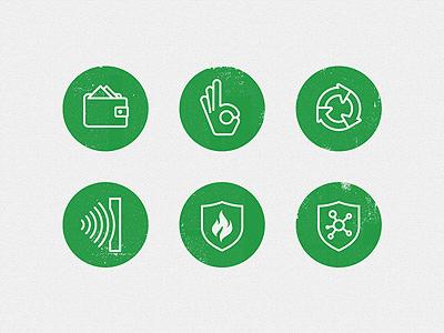 Specs Icons icons