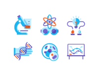 biology icons