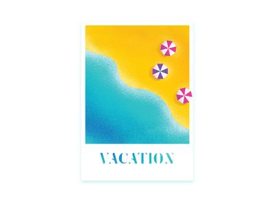vacation vibe
