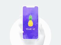 🍍VeggieGo app icon