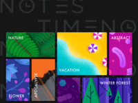 TimeNotes ⏰backgrounds