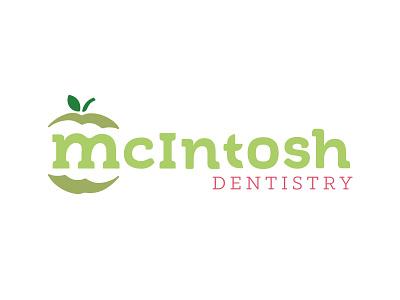Mcintosh Dentistry clean bright simple denver green cosmetic apple dental