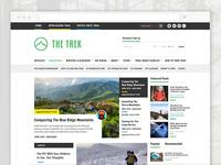 The Trek   Thru-Hiker Blog