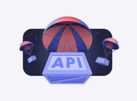 API Deployment Illustration