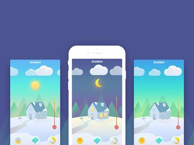 Tap-Tap Snow Game