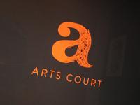 Arts Court Logo