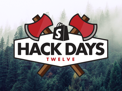 Shopify Hack Days Brand