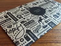 Custom Pattern & Envelope