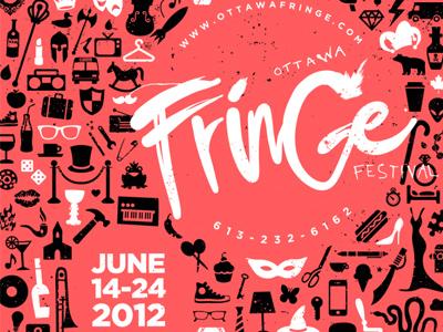 Ottawa Fringe Festival Poster 2012