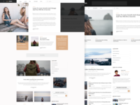 Minimalist Blogs