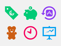 iCulture icons